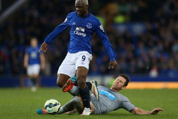 El Everton mantendría el control del partido en la recta final del partido.