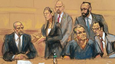 Abogados de 'El Chapo' cuestionan las condiciones de su cliente en la cá...