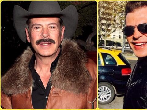 Sergio Goyri se hizo varios 'arreglitos' para lucir más joven y e...