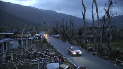 FEMA reconoce que subestimó la devastación que el huracán María ocasionó en Puerto Rico