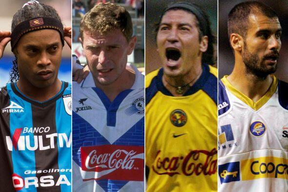 El jugador del Querétaro busca sumarse a un reducido grupo de fig...