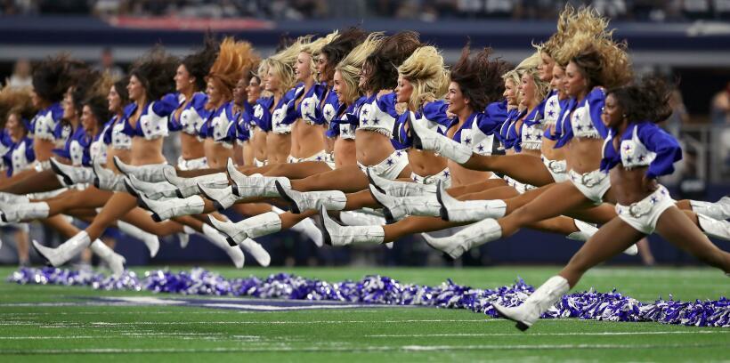 Dallas sucumbió en casa ante unos Rams que remontaron a patadas  gettyim...