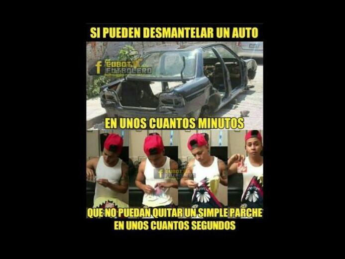 Los memes no perdonaron a Chivas y América por perder sus finales 596c08...