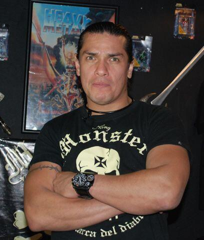 Heavy Metal...         La suerte de Erick Casas en el último Infierno en...