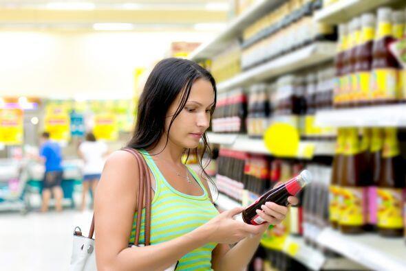 Al contarlas: deberías fijarte siempre en las etiquetas nutricionales de...