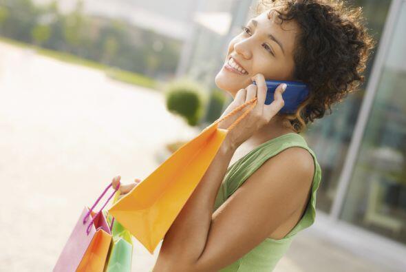 Para ir de 'shopping', adivina… ¡mujeres! ¿Tienes ganas de ver a tu amig...