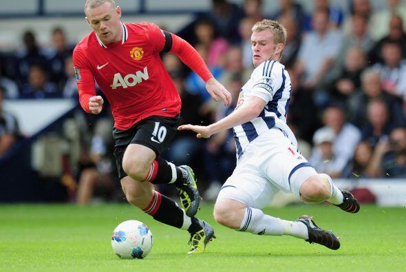 Volvieron los domingos de Liga Premier inglesa y el campeón Manchester U...