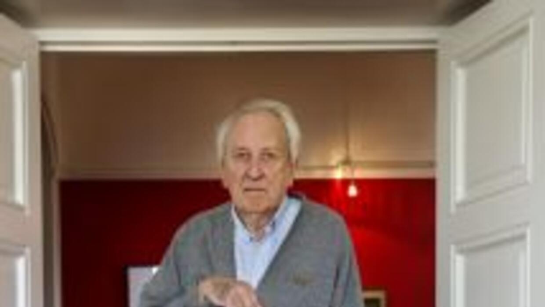 Tomas Tranströmer estaba nominado desde 1973 y que hacía 40 años que nin...