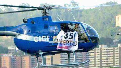 En fotos: Óscar Pérez, el policía rebelde asesinado por el gobierno venezolano