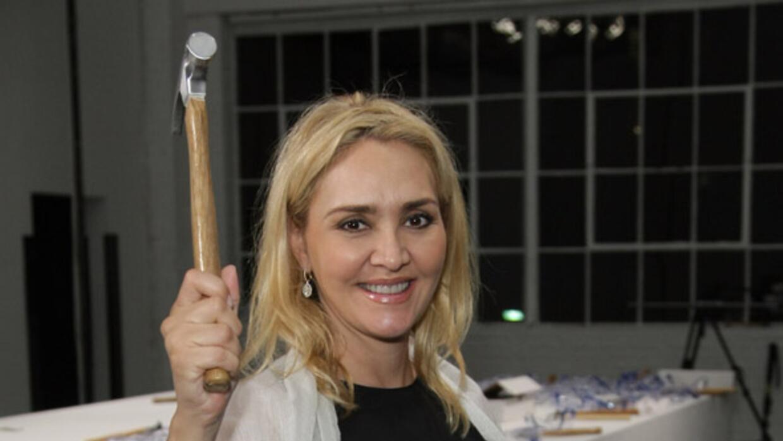 Angelica Fuentes retiró la carta que destituía a Néstor De la Torre.