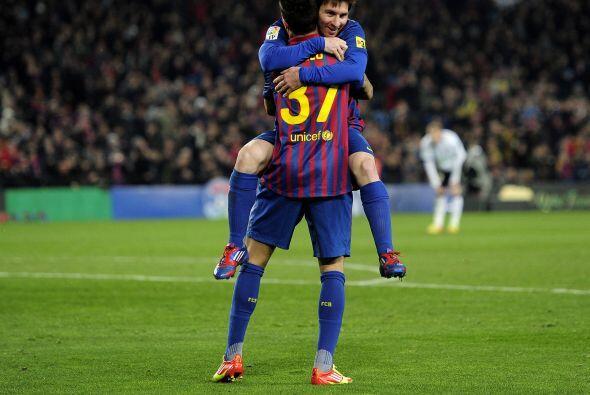 El Barcelona estaba en camino de mostrarse como el equipo aplastante que...