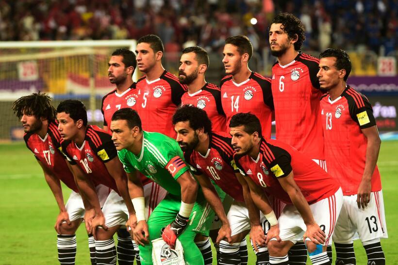 (CAF / Grupo E) 1. Egipto