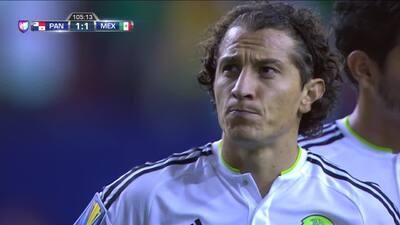 Desde los 11 pasos, Guardado marcó los dos goles de la victoria y metió al Tri a la Final