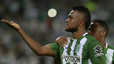 La 'joya' que Cruz Azul se perdió, Miguel Borja firma con el Palmeiras de Brasil