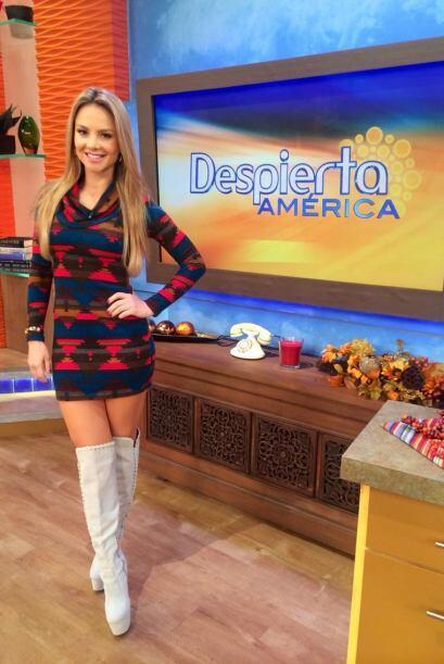 """""""Ya pronto nos vemos en @DespiertaAmeric HOY TENDRÁN EL MEJOR DÍA DE SUS..."""
