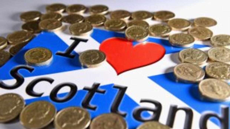 El 18 de septiembre Escocia decidirá a través de un reférendum si se que...