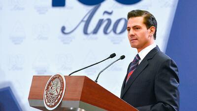 Defensores de migrantes critican condena de Peña Nieto a la separación de familias en la frontera