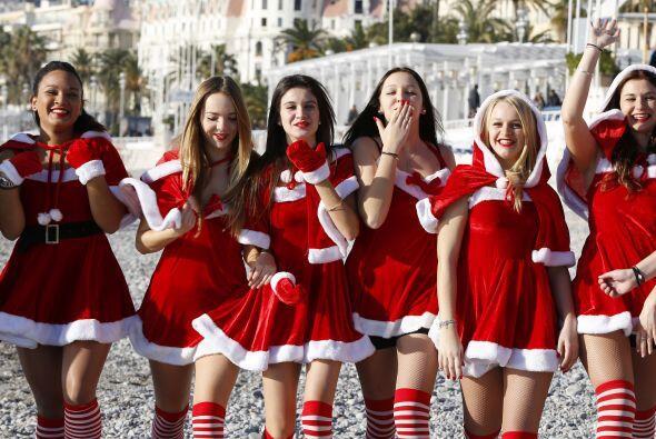 Esperemos que Santa les traiga toda su lista de juguetes, jo, jo, jo.
