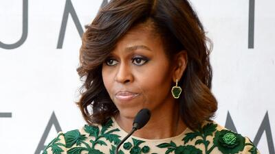 Michelle Obama habla sobre la situación en Nigeria