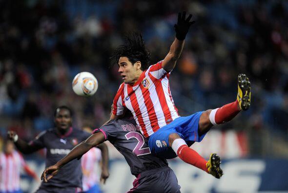 El Atlético de Madrid, ya con boleto a 16vos, querían ser líderes de su...