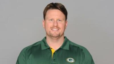 Ben McAdoo era el entrenador de quarterback de los Packers (AP-NFL).