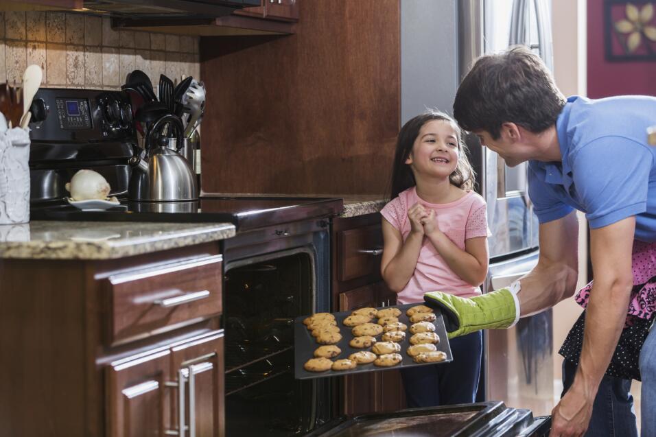 Claves para lograr 'cupcakes' perfectos