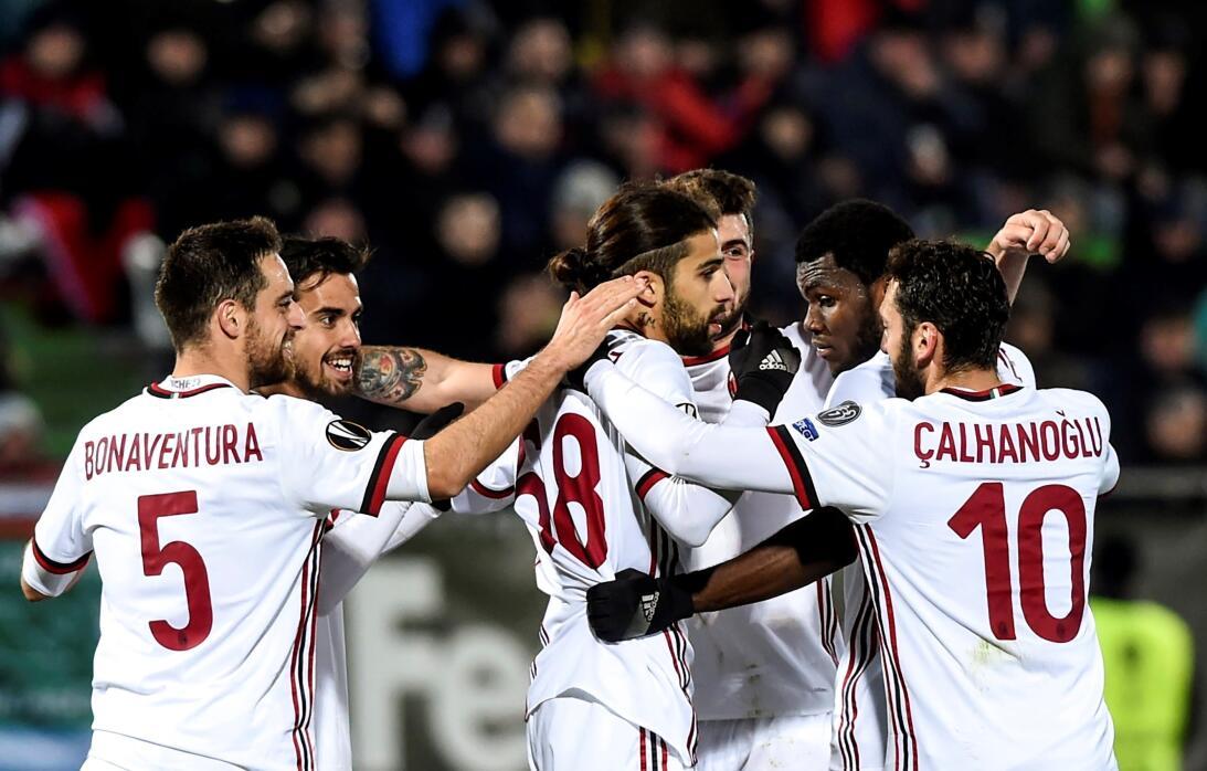 Ludogorets 0-3 Milan: la jerarquía de un múltiple campeón de Europa se h...