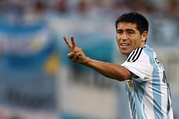 Con la selección de Argentina tuvo historias de contrastes, debido a que...