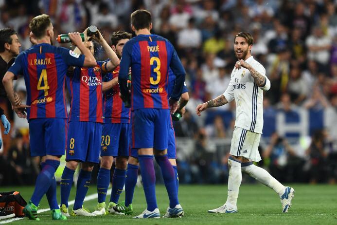 Las claves tácticas del Real Madrid-Barcelona GettyImages-671984088.jpg