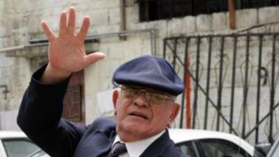 La Fiscalía de Guatemala retirará su acusación contra el ex dictador Osc...