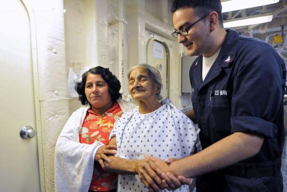 Durante su estadía, el personal médico podrá atender a más de mil pacien...
