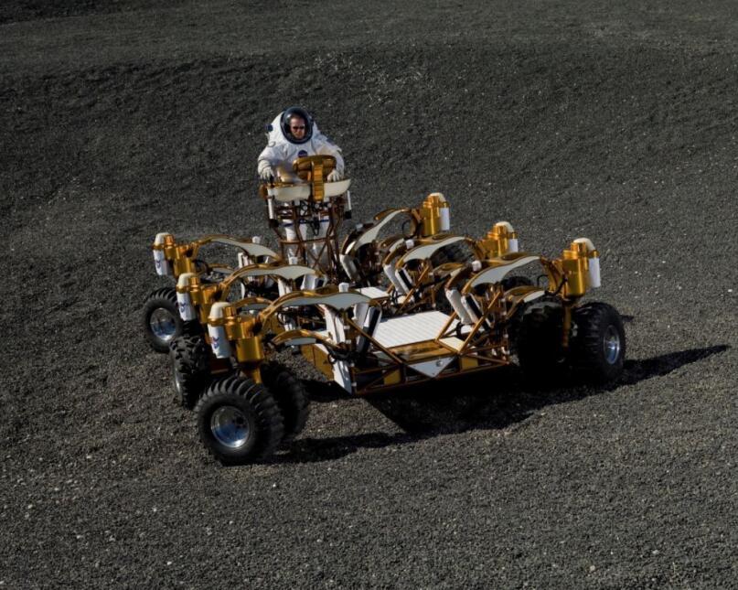 Lunar chariot