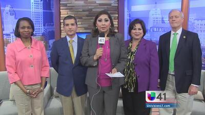 Camino a la Alcaldía: Debate entre los candidatos de San Antonio