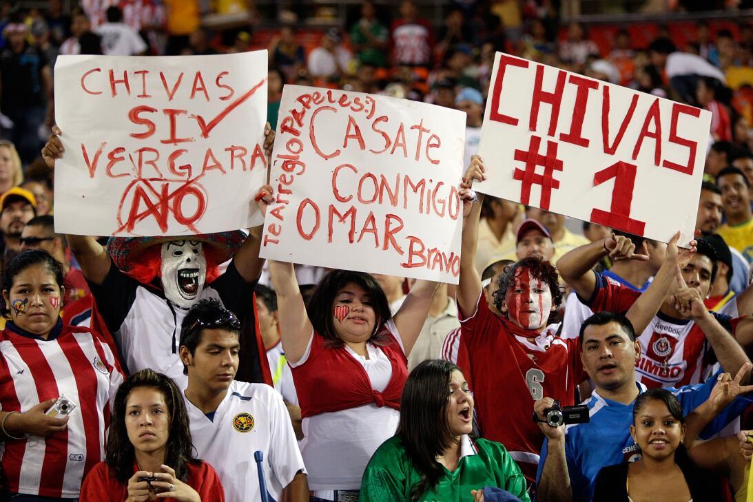 Así han sido los últimos 10 años de Chivas de Guadalajara en la Liga MX...
