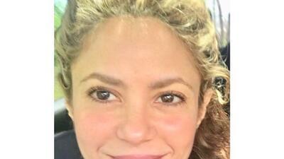 Te mostramos la foto con la que Shakira se ganó aplausos y halagos en las redes