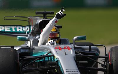 Lewis Hamilton dominó de principio a fin el GP de Canadá