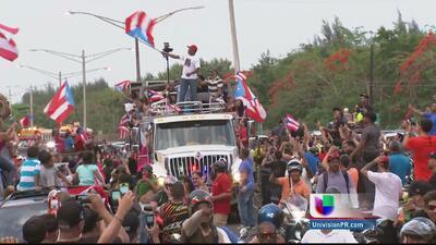 Puerto Rico celebra la inmortalización de Tito Trinidad