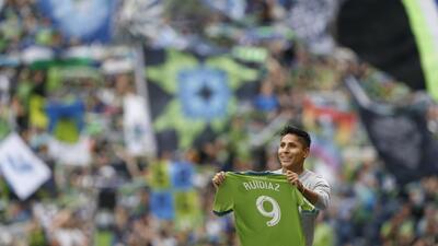 """Raul Ruidiaz y su llegada a la MLS, tras romper las redes de la Liga MX: """"Quería nuevos retos"""""""