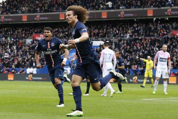 A David Luiz se lo pelearon Real Madrid y Barcelona el año pasado pero t...