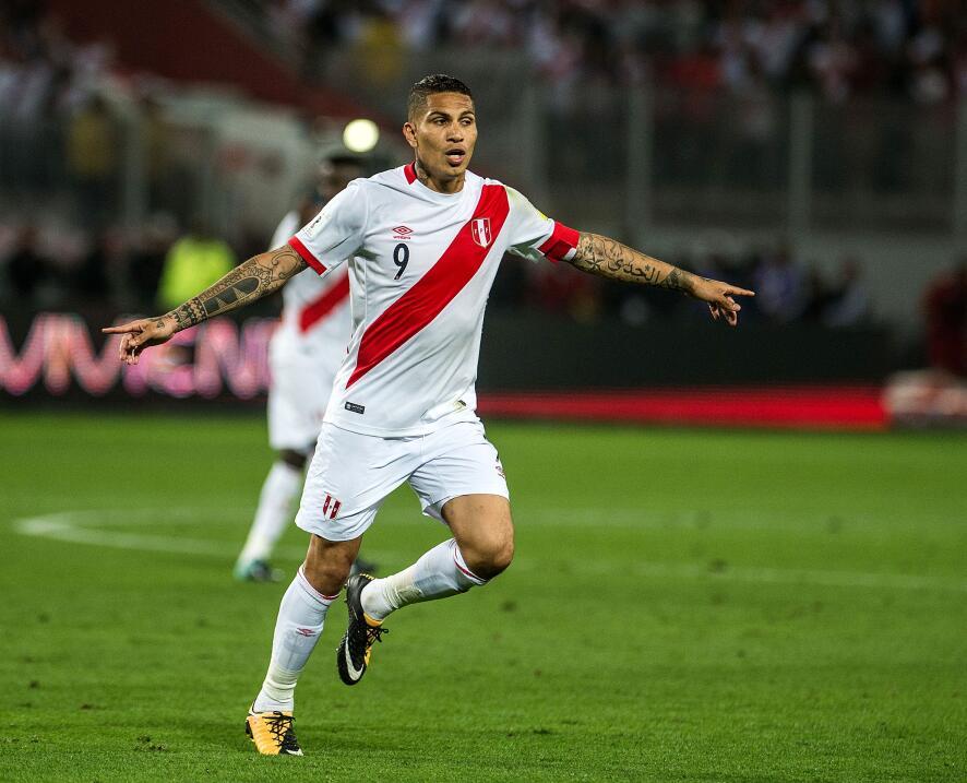 Paolo Guerrero: el delantero peruano vive todavía un litigio con el TAS...