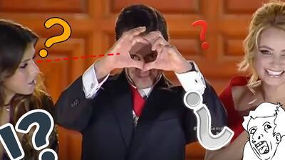 Peña Nieto vuelve a ser motivo de burlas y memes