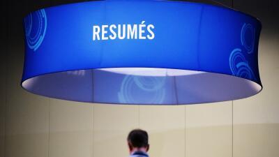 El desempleo se mantuvo en el 4.1% en el mes de marzo. En la imagen, una...