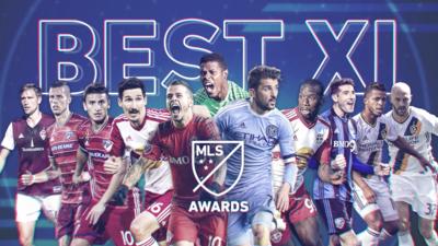 Giovani dos Santos, David Villa y Sebastian Giovinco encabezan el Once Ideal de la MLS de 2016