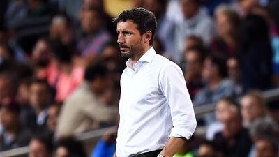 """Van Bommel considera que el 4-0 """"es un resultado demasiado abultado"""""""