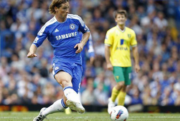 Chelsea volvió a ganar con contundencia, luego de doblegar al Norwich po...