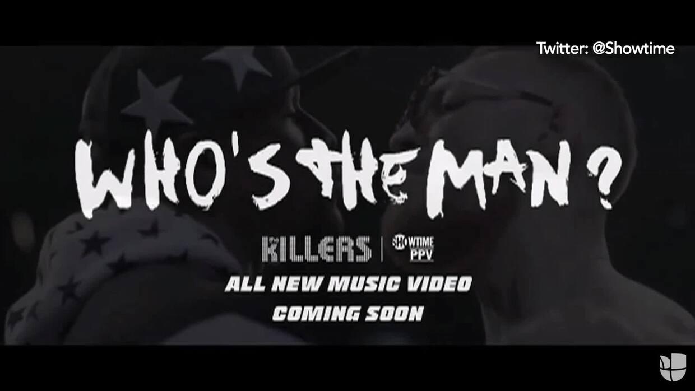 La sopresa que prepara The Killers para la Mayweather - McGregor