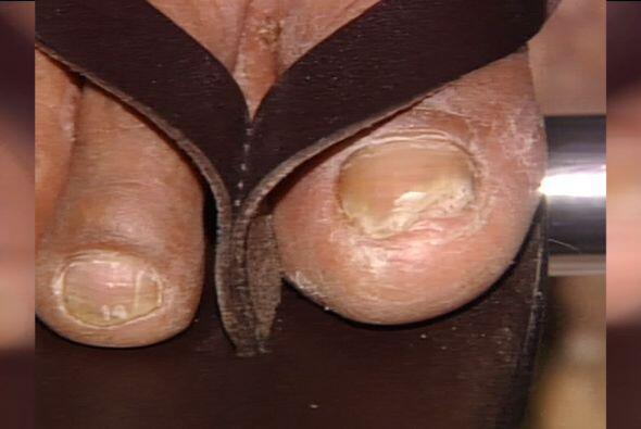 ¡Sí! estas uñas son de susto mayúsculo, pero tambien hay uñas muy arregl...