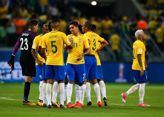 1. Brasil (Conmebol) - 18,319,926 seguidores