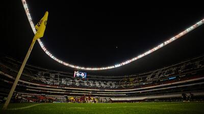 Hasta la mitad de la temporada de la Liga MX, el Azteca luciría su mejor césped