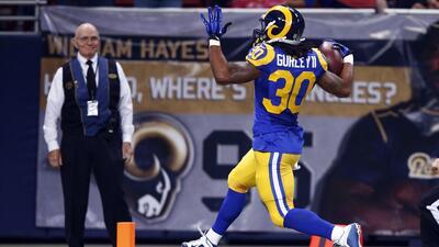 Highlights Temporada 2015 Semana 8: St. Louis Rams 27-6 San Francisco 49ers